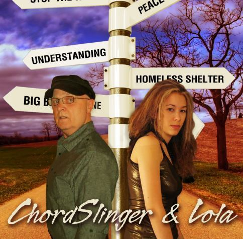 CHORDSLINGER N LOLA: Where Music And Conscience Meet