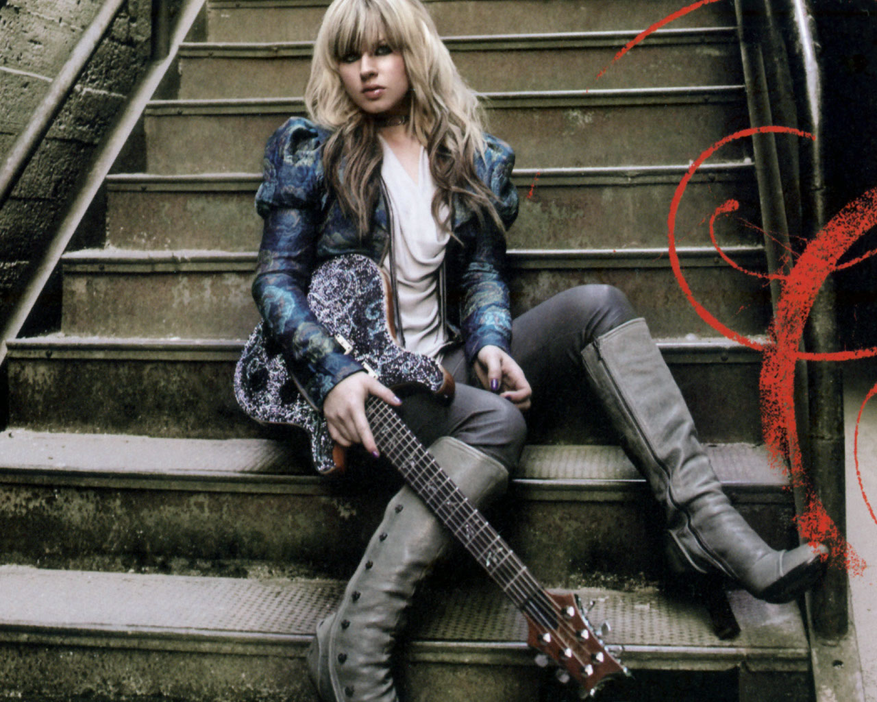 ORIANTHI To Join ALICE COOPER!