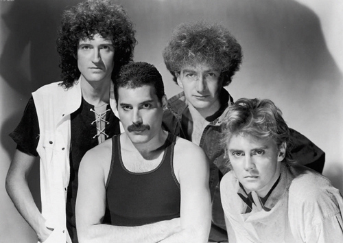 NEW QUEEN ALBUM…WITH FREDDIE MERCURY!