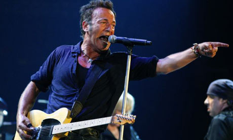 BRUCE SPRINGSTEEN: THE BOSS IS BACK!