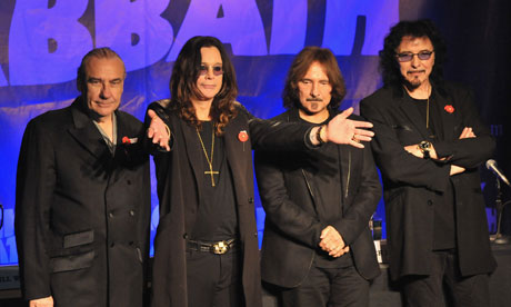 BLACK SABBATH REUNION WITHOUT BILL WARD!