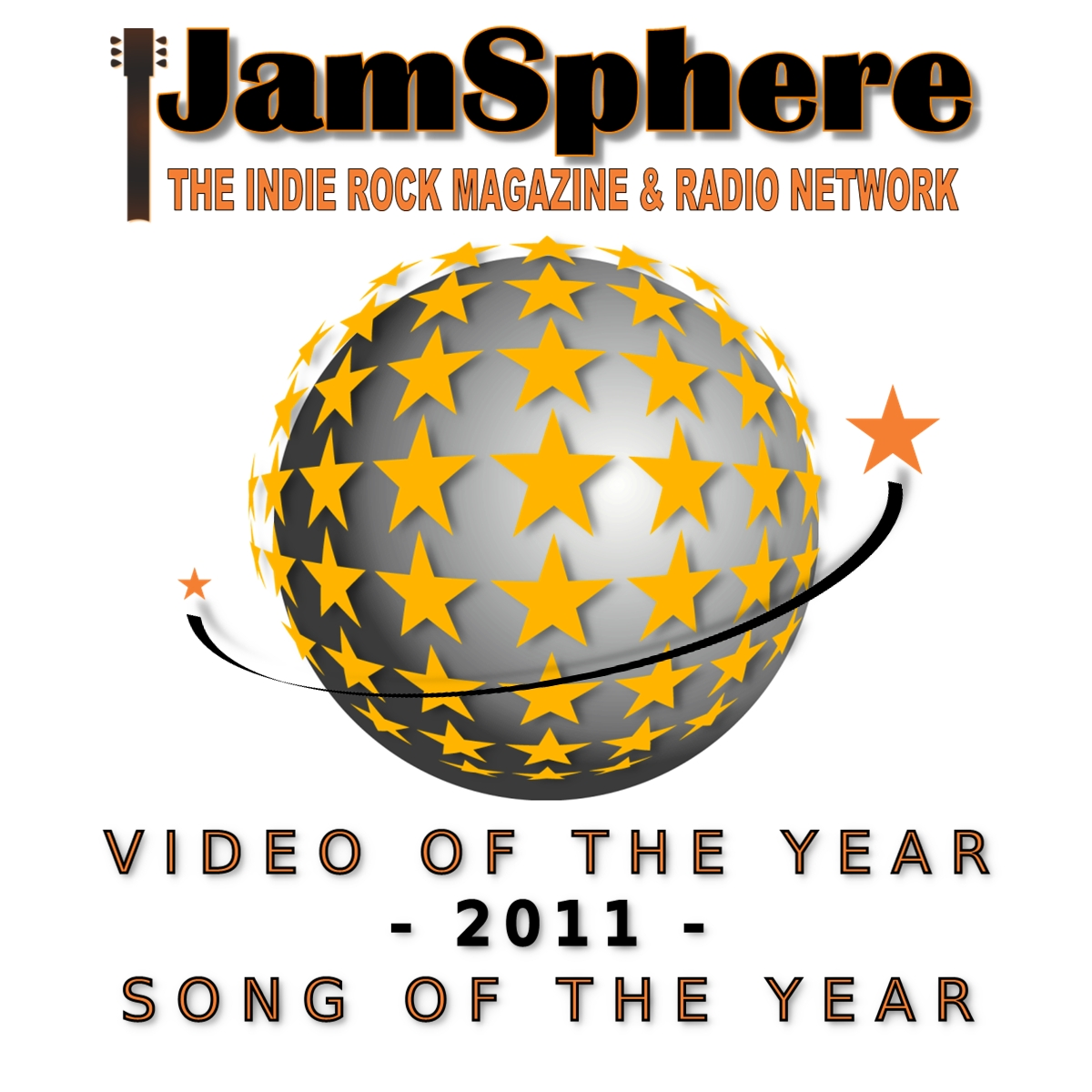 JAMSPHERE 2011 MUSIC AWARDS: THE 6 FINALISTS!