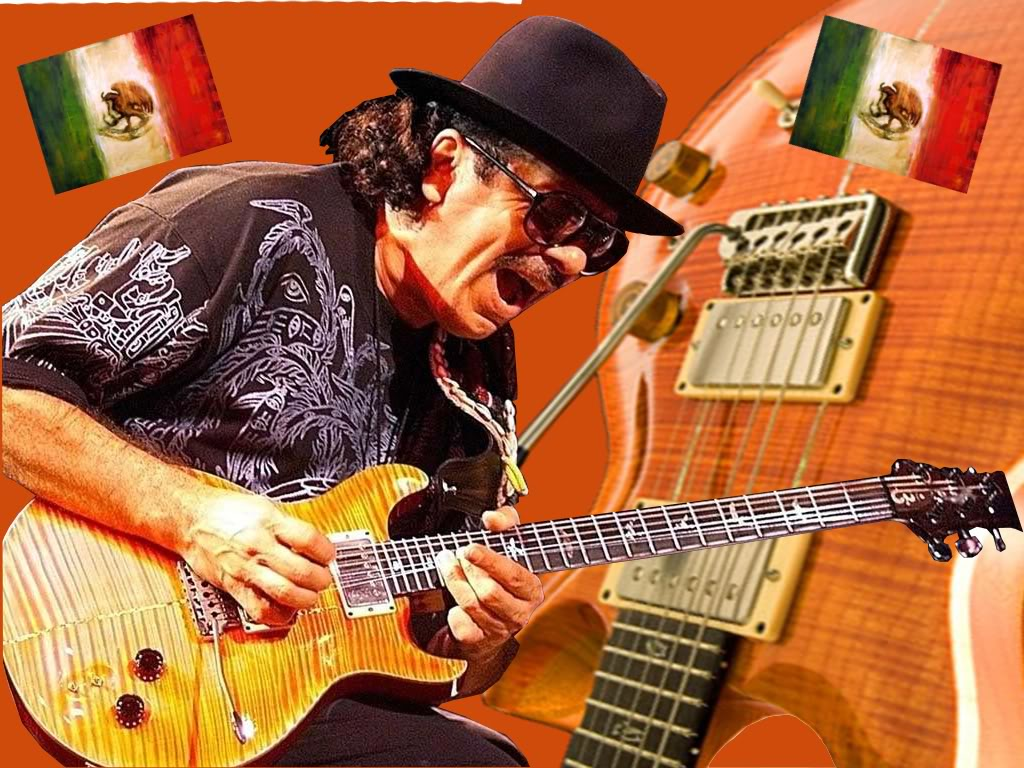 SANTANA ON 2-YEAR VEGAS RUN!
