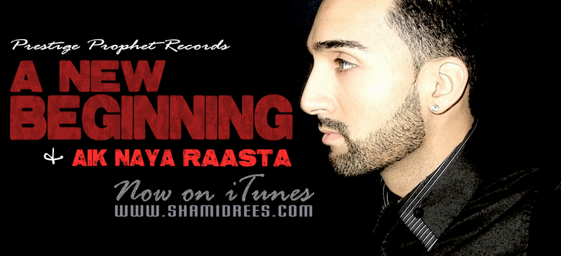 "Sham Idrees: ""A New Beginning"""