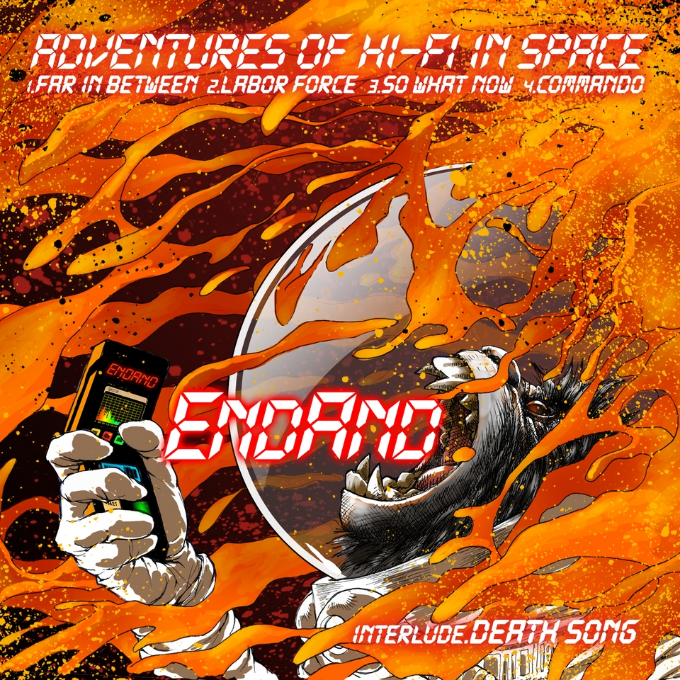 EndAnd: 'Adventures of Fi in Space'