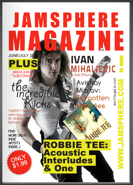 The JAMSPHERE Glossy Magazine Is Coming!