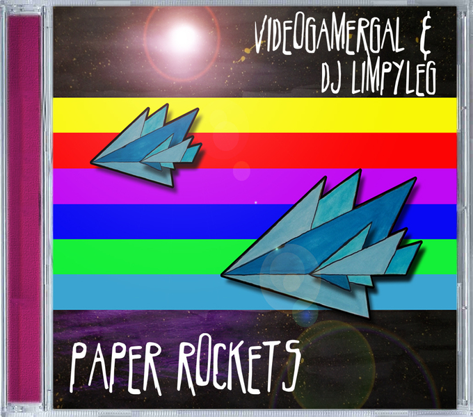 "VIDEOGAMERGAL – Featuring Various Artists: ""Paper Rockets"""