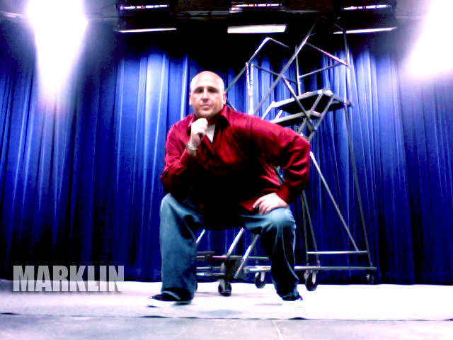 Twenty Questions: Legendary Indie Rapper MARKLIN, A Man With A Mission!