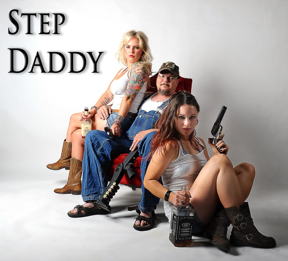 "STEP DADDY: ""Love"" A Rock Revolution In Evolution"