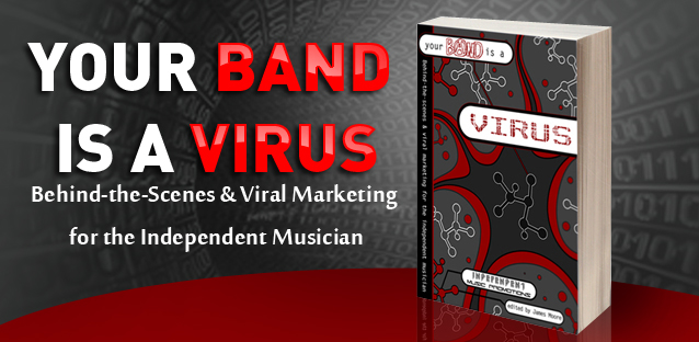 Your Band Is A Virus – The Independent Music Guide