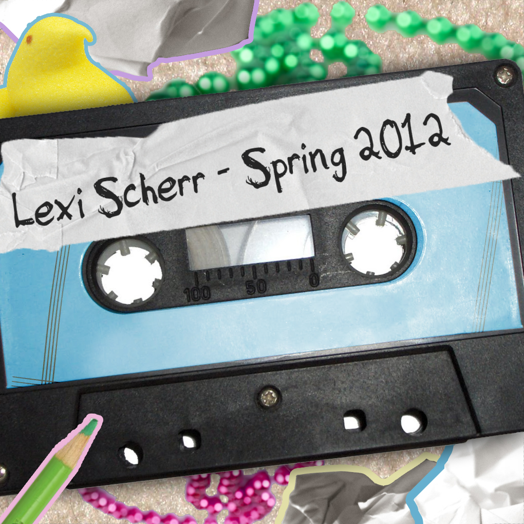"LEXI SCHERR: ""Spring 2012"" Relentless, Catchy Piano Pop"