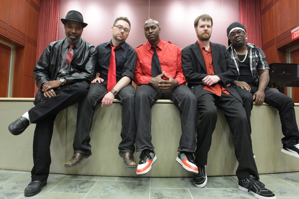 "The Ill Funk Ensemble: ""The Duality"" Soulful Crossover R&B/Hip-Hop"