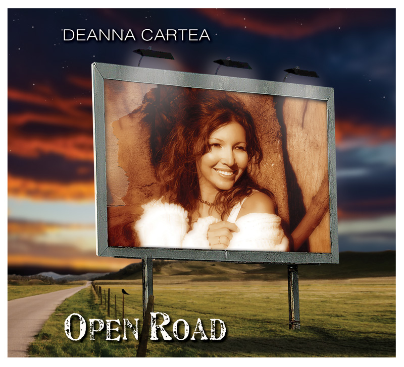 "DEANNA CARTEA: ""Open Road"" Artfully Crafted…"