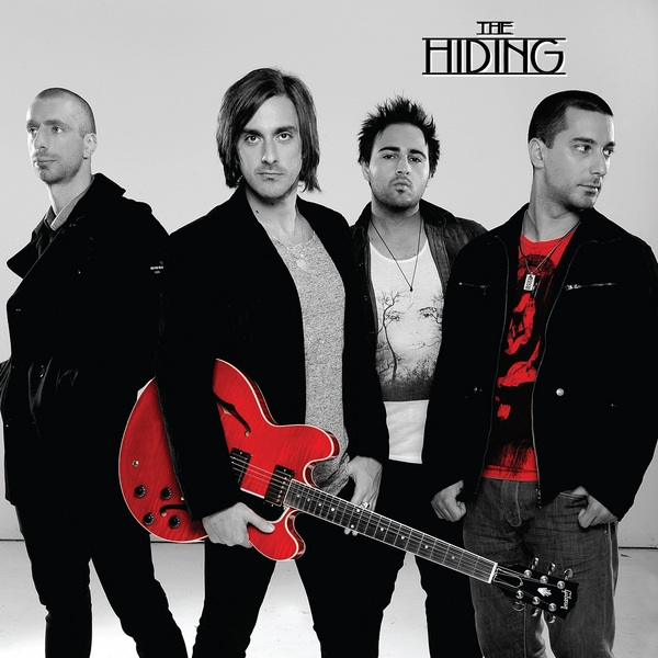 "THE HIDING: New Ep ""Lantern Lights"" and ""Hopeless Heart"""