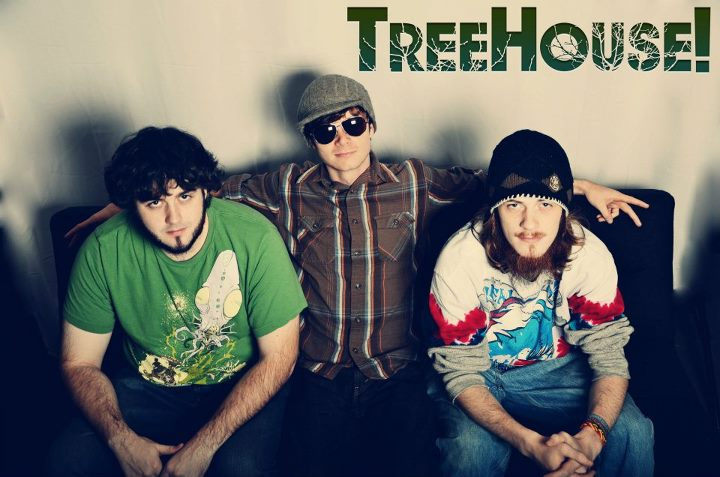 All Work And All Play For Reggae Rockers TREEHOUSE!