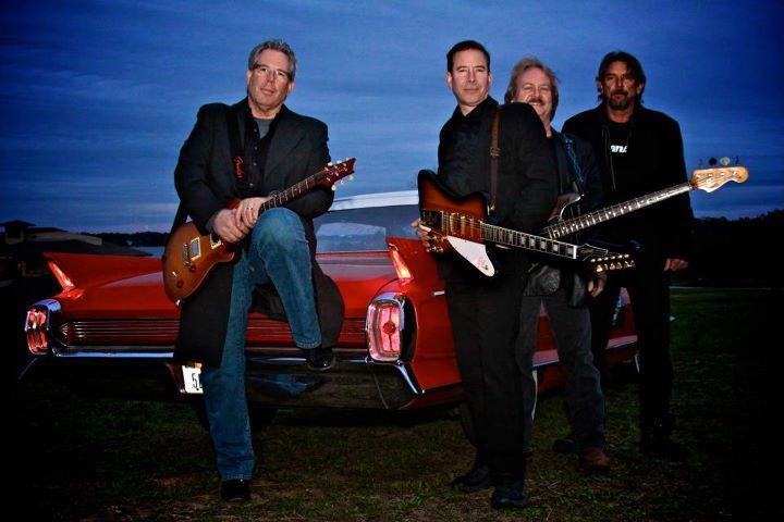CADILLAC BLUES BAND TX:  Authentic Vintage Blues And Rock!
