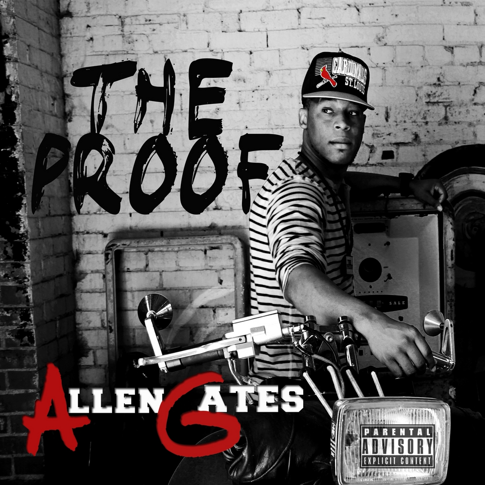 """ALLEN GATES: """"The Proof"""" An Album That Speaks On Many Levels"""