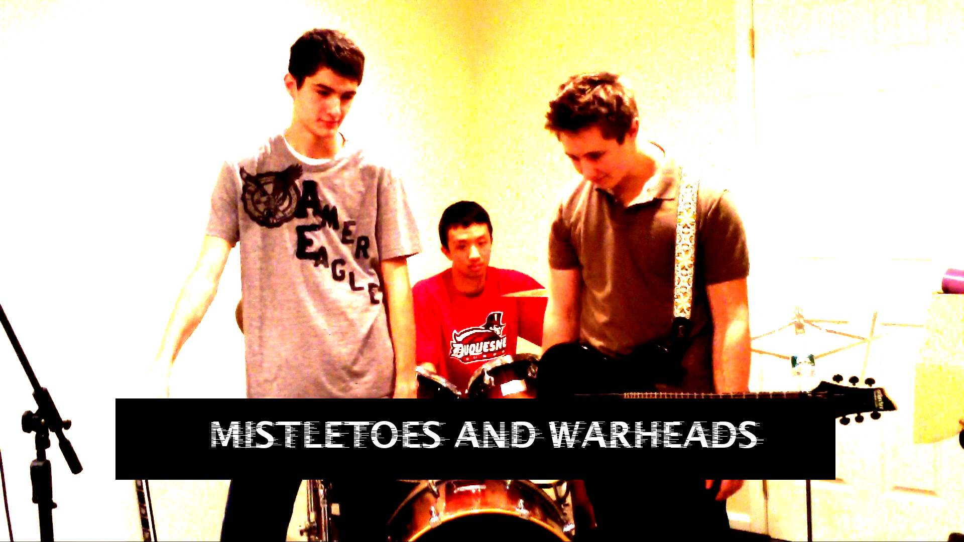 "Mistletoes and Warheads: ""What Am I?"" A DIY Work Ethic"