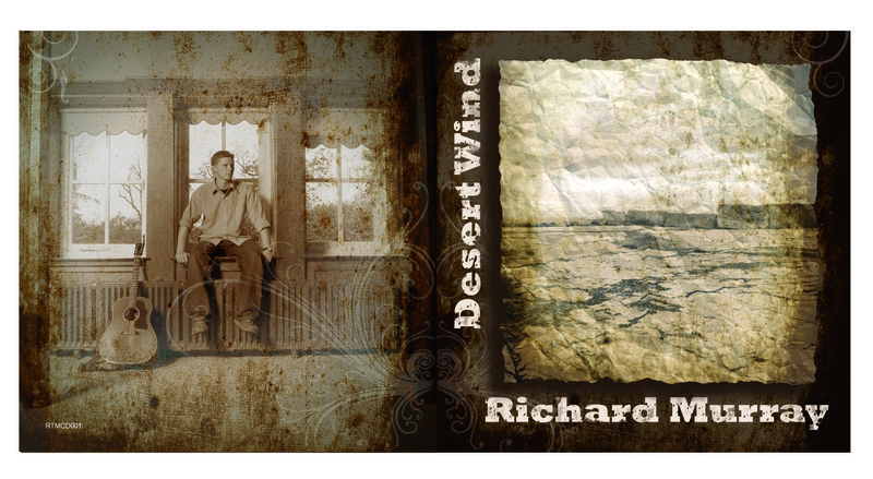"RICHARD MURRAY: ""Desert Wind"" Refreshing, Elegant, Effortless Tunes"