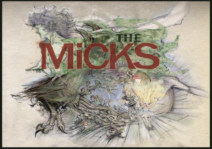 The MiCKS: ROCK That Will Hit You Right In The Middle Of The HEART!