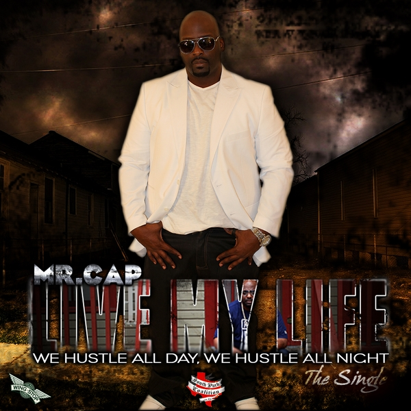 "Mr.CAP Set To Release New Single ""Live My Life"""