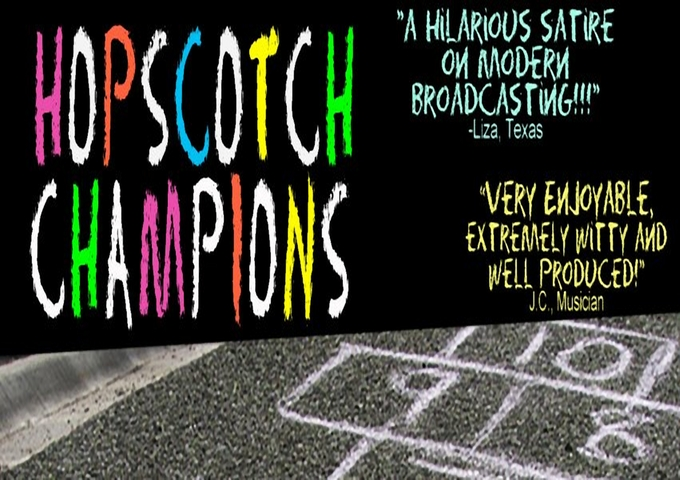 HOPSCOTCH CHAMPIONS: An Exhilarating Frolic Through The World Of Modern Sports Commentary!