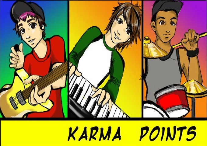 "Karma Points: ""Quit Wasting Time"" The New Single"