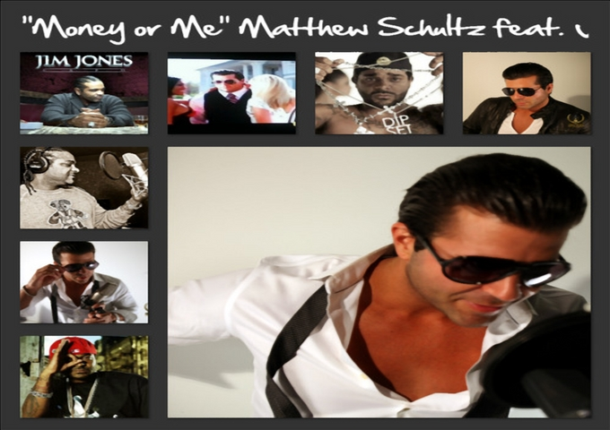 "Matthew Schultz HOT Single ""MONEY OR ME"" Featured on Kendrick Lamar's NEW Mixtape"