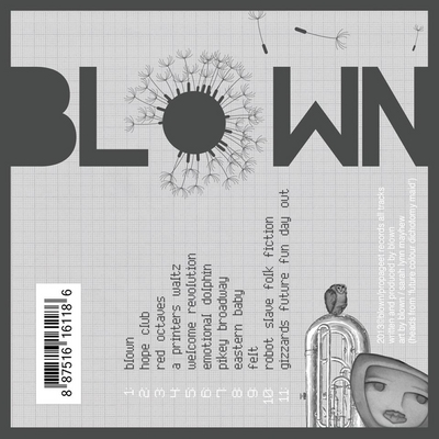 blown back-cover
