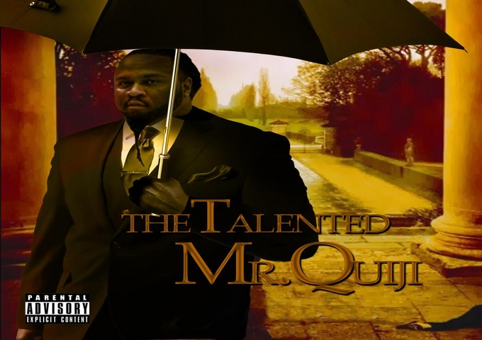 The King's Vault Presents The Talented Mr. Quiji