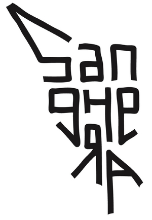 The Sanghera logo...