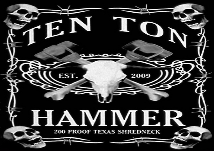 "Ten Ton Hammer ""Push"" The Boundaries of Metal!"