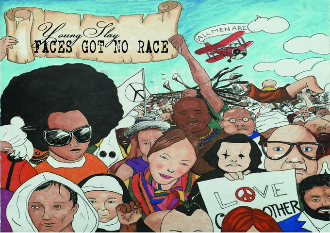"""Young Slay aka Mèt Piwèt: """"Faces Got No Race"""" Pulling Verses And Rhymes Out Of Life Experiences"""