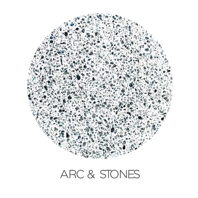 "The ""Arc & Stones"" Cover"