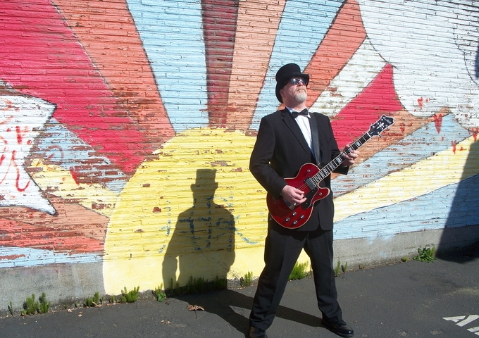 """Tom Dyer: """"I Ain't Blue Anymore,"""" Raw, Down-And-Dirty Unconventional Blues!"""