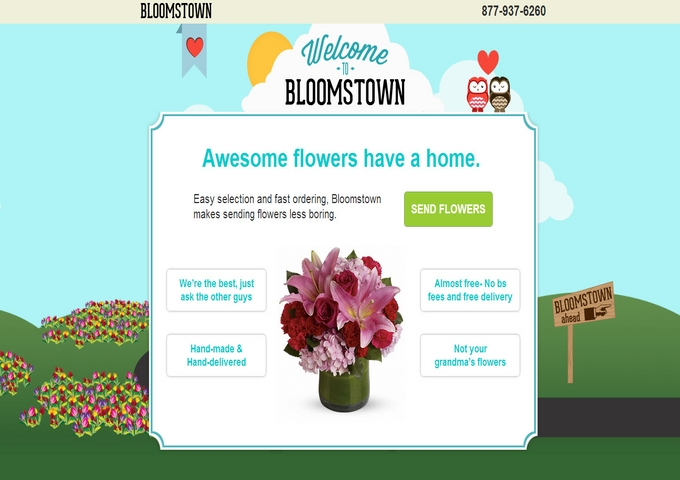 Bloomstown – Send Your Best Celeb Inspired TWEET and WIN A Gift Certificate!