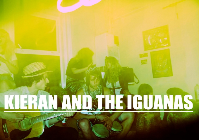 "Kieran And The Iguanas: ""I Feel Love,"" The Reversal Revolution!"