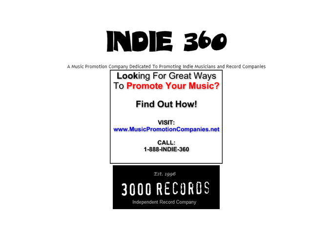 Music Promotion Company Helps Independent Musicians With A Desire For Recognition!
