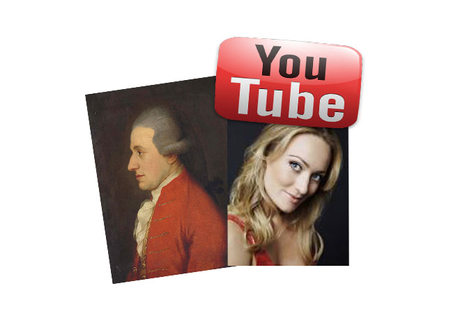 """Opera Singer makes YouTube History. Soprano Marnie Breckenrige's """"biblical singing"""" Gains Millions Of New Fans."""