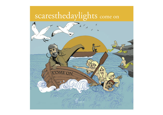 """Neil Lipuma's scaresthedaylights Releases The Beautifully Crafted """"Come On"""" Album"""