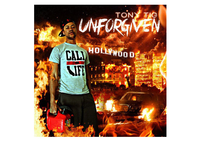 "TONY TIG: ""Unforgiven"" Focus, Determination, Love and Justice!"