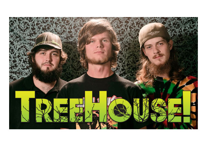 """TreeHouse! """"Growth"""" Incredibly And Deceptively Sophisticated Reggae!"""