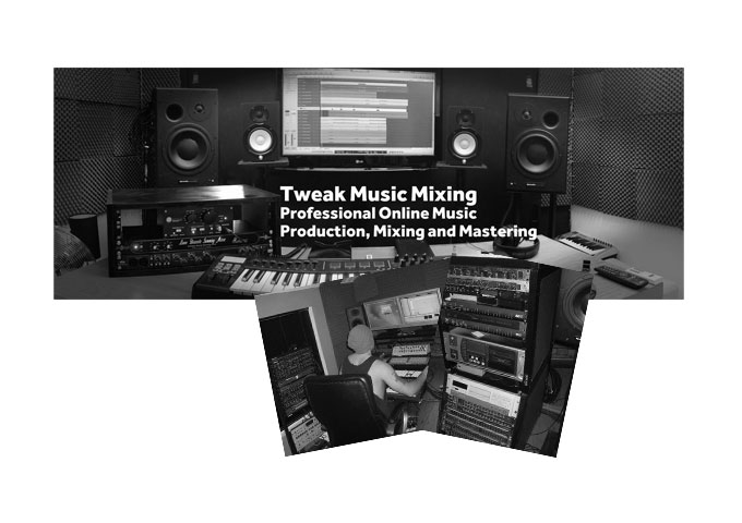 TWEAK MUSIC: Convenient High-End, Online Mixing And Mastering Services