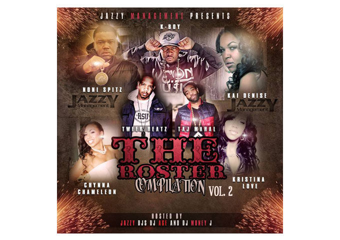 "Download ""The Roster Vol. 2"" Now On Hot New Hip Hop!"