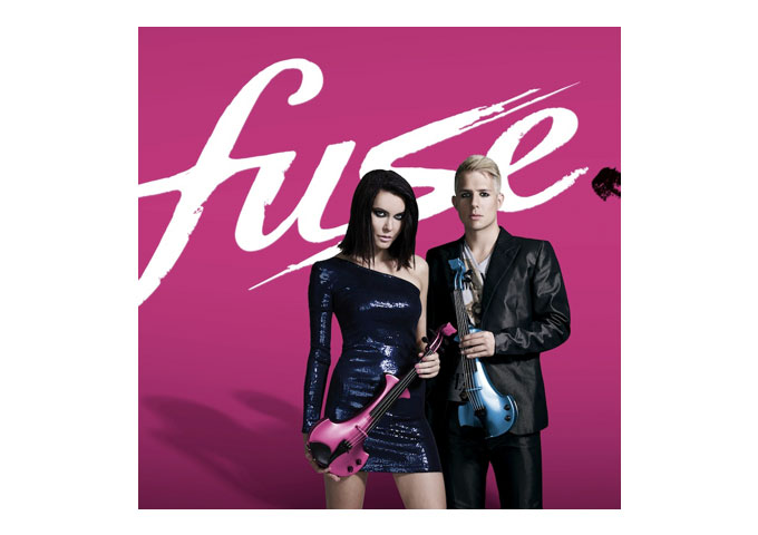 Twenty Questions: LINZI STOPPARD of the FUSE Violin Duo
