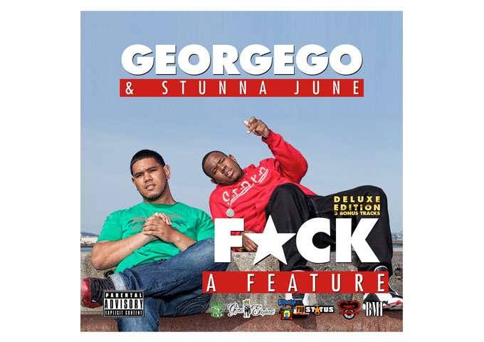 GEORGEGO: A Winning Combination Of Strong Soul And R&B Influences!