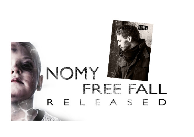 "NOMY: ""Free Fall"" A Perfect Mix Of Rock And Power Ballads from Indie's GRAMMY Nominee"