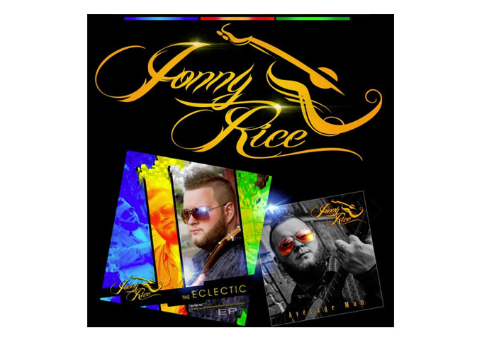 Exclusive Interview With Eclectic Music Artist JONNY RICE