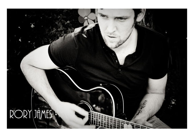 The RORY JAMES Solo Ep: Heartfelt, Melodic and Uplifting!