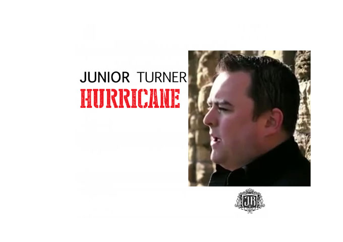 "Junior Turner: ""Hurricane"" Release Date Set For Friday 27th September 2013"